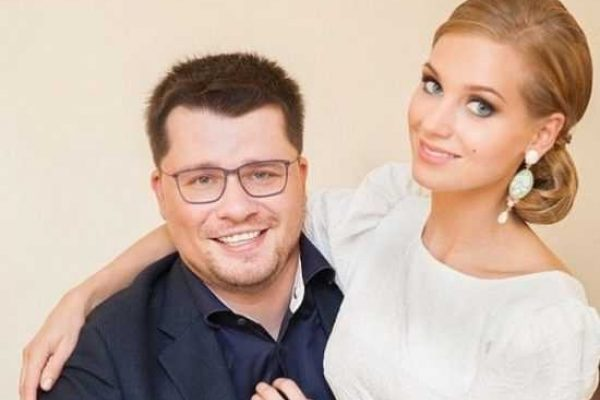 Гарик Харламов и Кристина Асмус. Фото ego-zhena.ru