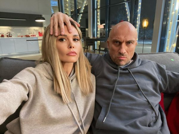 Дмитрий Нагиев с Марией Горбань
