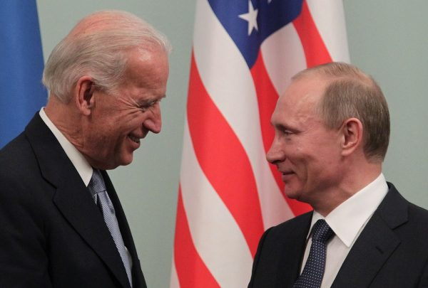 Владимир Путин, Джо Байден,