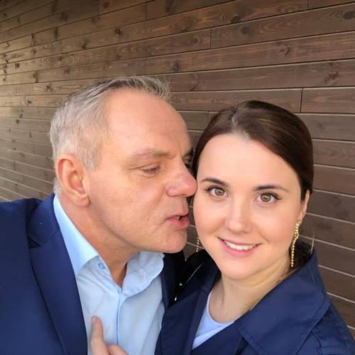 Александр и Ирина Моховы