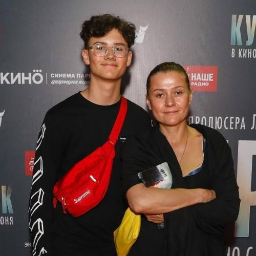 Иван Фоменко и Мария Голубкина