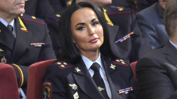 Генерал-майор (МВД) Ирина Волк