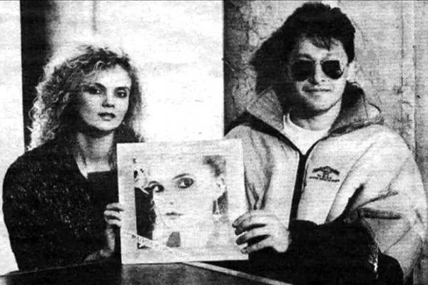 Марина Журавлёва и Сергей Сарычев