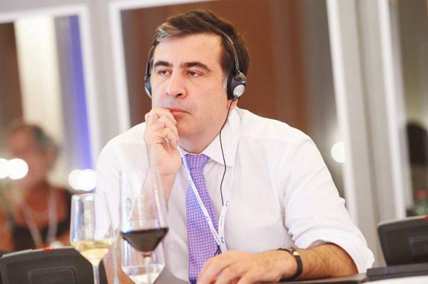 Михаил Саакашвили,