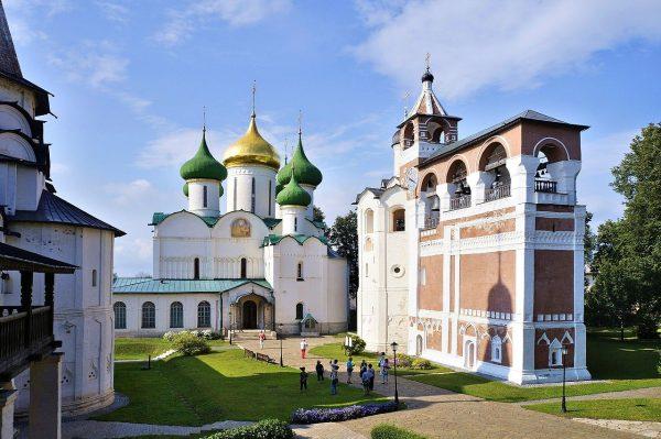 monastery