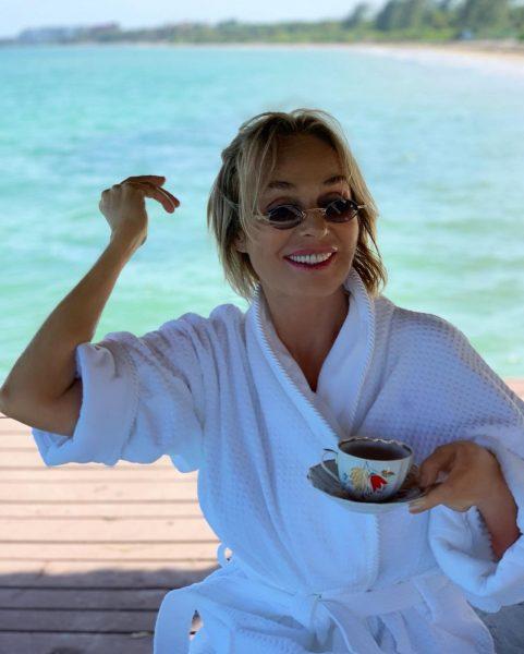 Наталья Андрейченко в Мексике