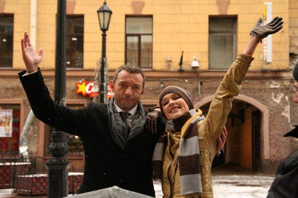 Максим Дрозд и Лидия Фомина