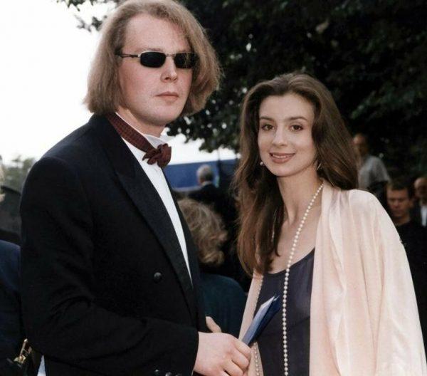 Александр и Екатерина Стриженовы в молодости