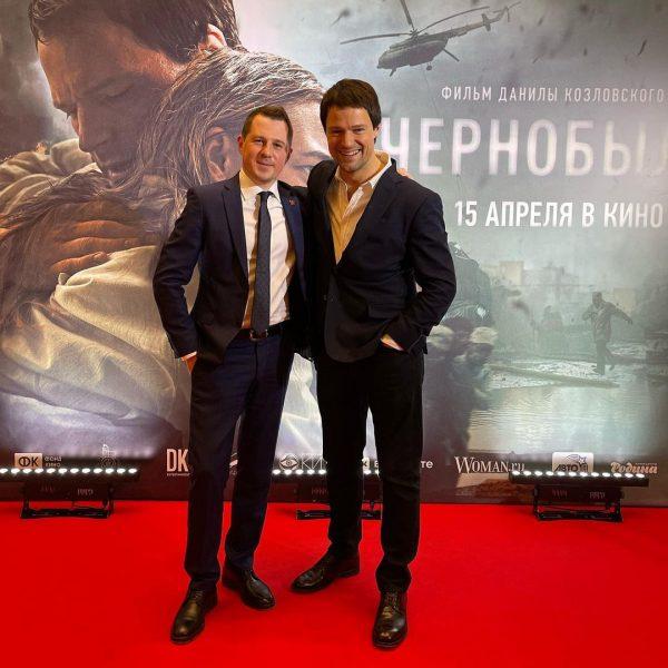 """Премьера фильма """"Чернобыль"""","""