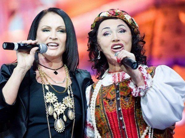 Надежда Бабкина, София Ротару