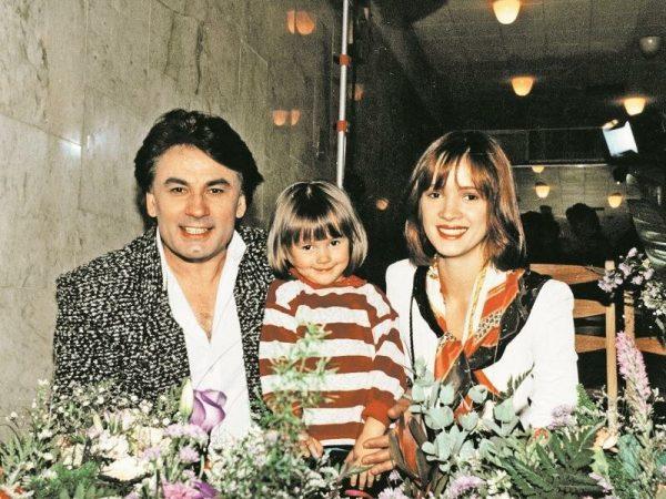 Александр Серов и Елена Стебенёва