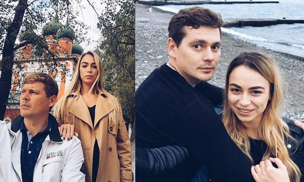 Александр Пашков и Карина Романюк