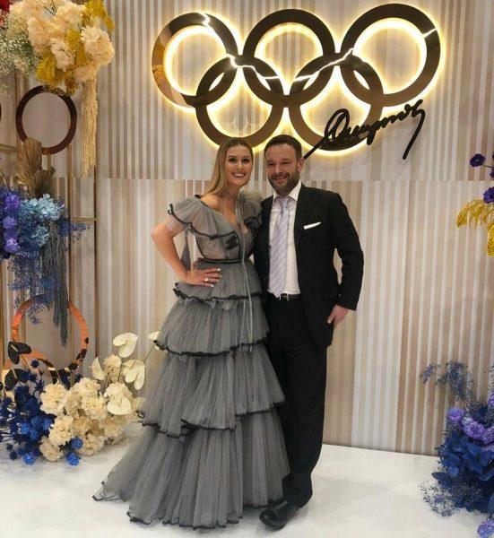 Мария Кожевникова и Евгений Васильев