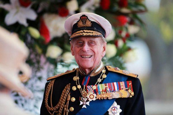 Принц Филипп
