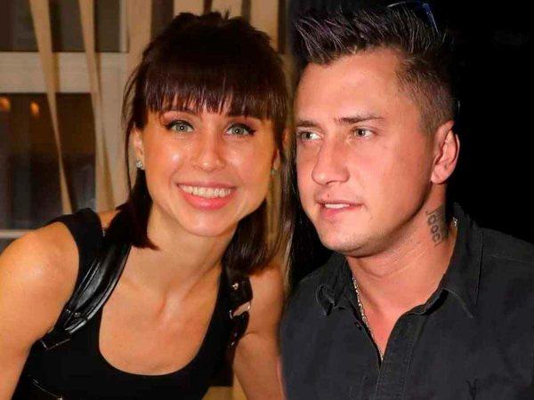 Мирослава Карпович и Павел Прилучный