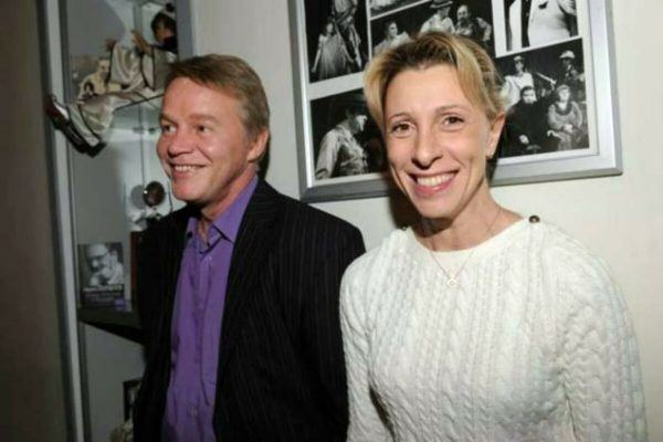 Юлия Рутберг и Александр Кузнецов