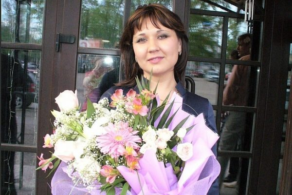 Луиза Хайрулина
