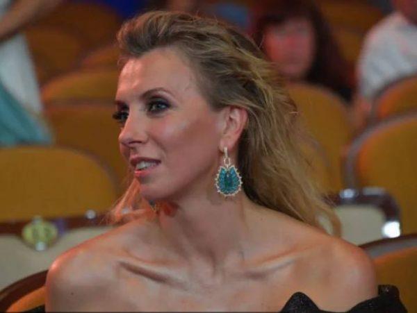 Светлана Бондарчук. Фото Телепрограмма