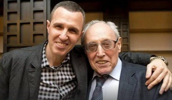 Эмиль Верник с сыном Игорем. Фото 24smi.org