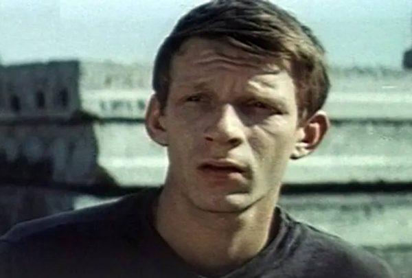 Владимир Носик в молодости