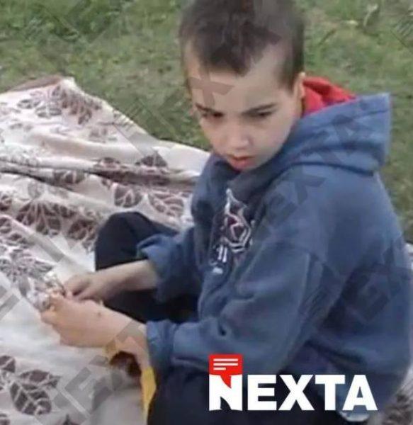Чётвертый сын Лекашенко Матвей. Источник Nexta