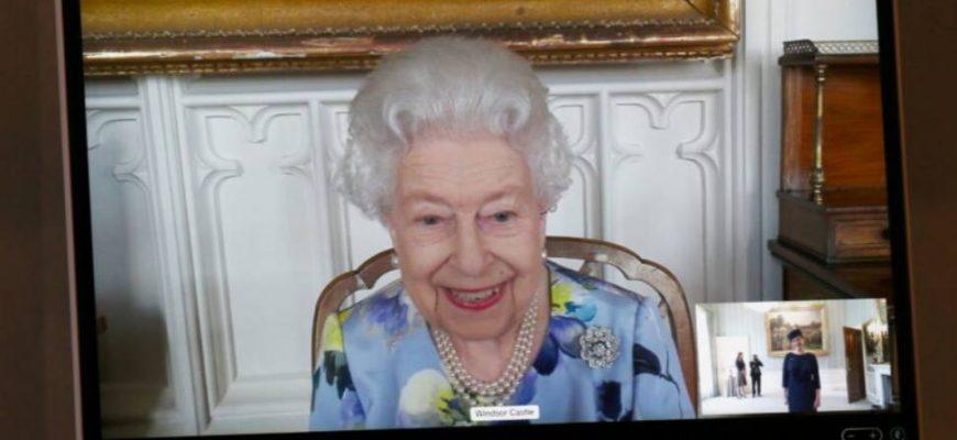 Королева Елизавета. Фото Reuters