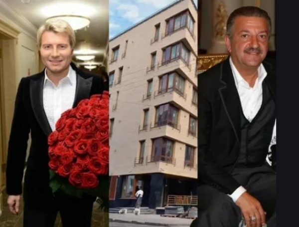 Басков и Тельман Исмаилов. Фото .spletnik.ru