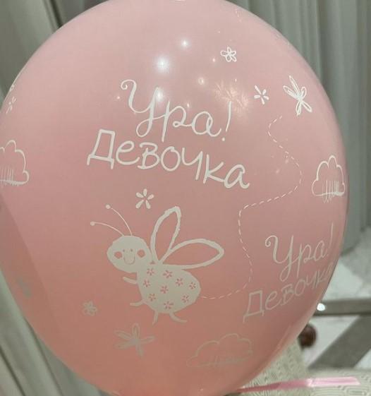 Джанабаева показала новорожденную дочь от Меладзе