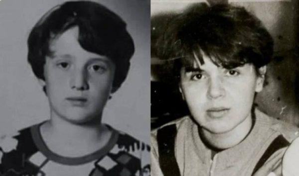 Калина Никифорова в юности