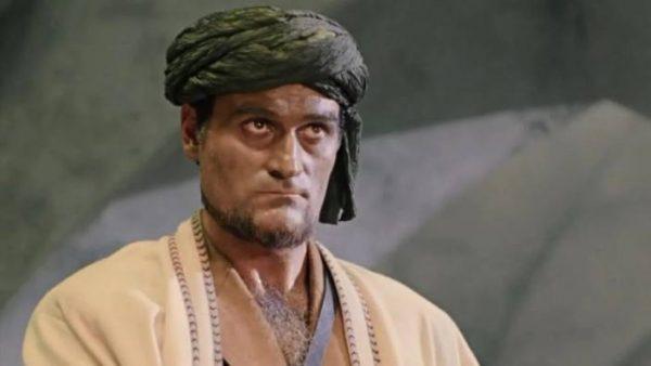 Кахи Кавсадзе в роли Абдуллы. Фото Эхо Кавказа