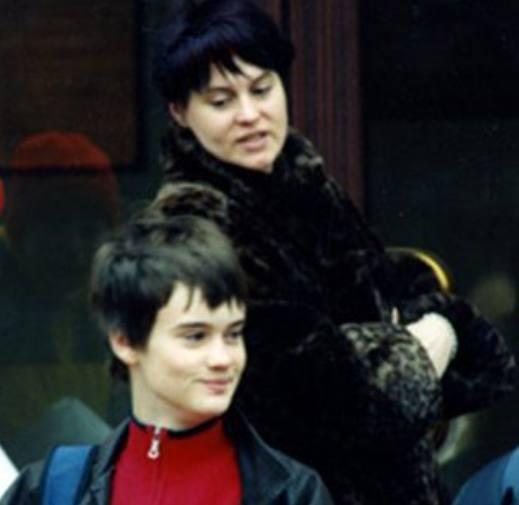 Ирина Сагоян и Дмитрий. Фото 1internettv.livejournal.com