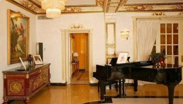 Музыкальный кабинет. Фото telesem.ru