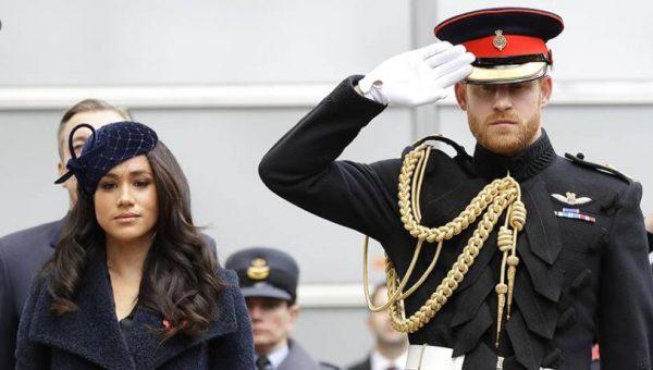 Меган Маркл и принц Гарри. Фото iz.ru