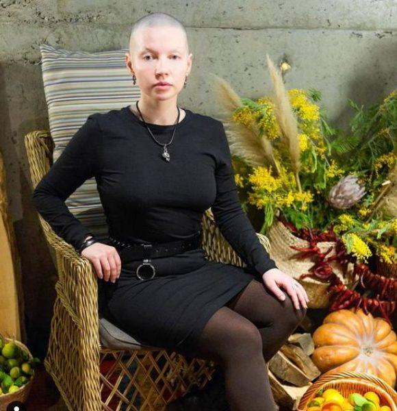 Ирина Толстова в 2021 году.