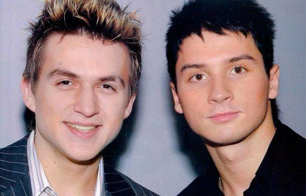 Сергей Лазарев и Влад Топалов.