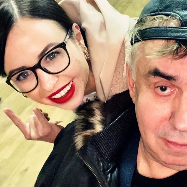 Стас Садальский и Мирослава Карпович
