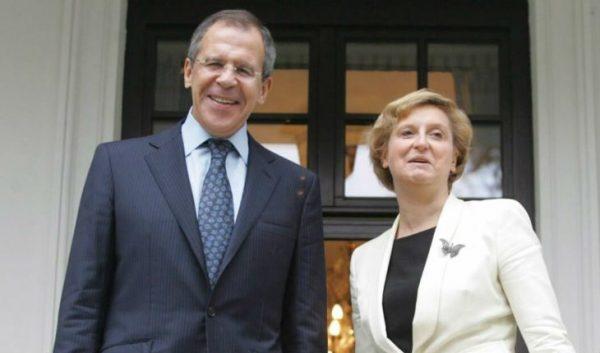 Сергей и Мария Лавровы. Фото uznayvse.ru