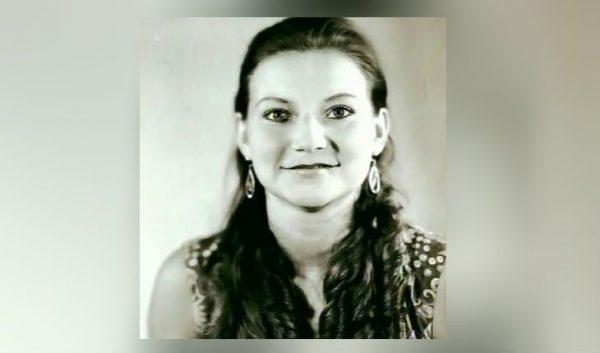 Елена Степаненко в студенческие годы