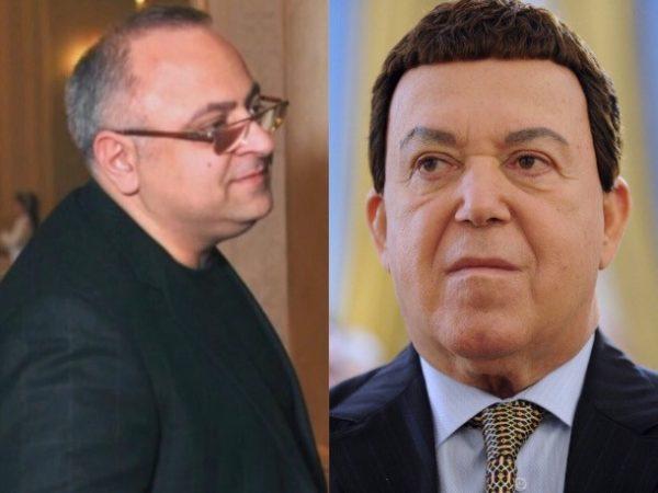 Вагиф Пейсахов и Иосиф Кобзон