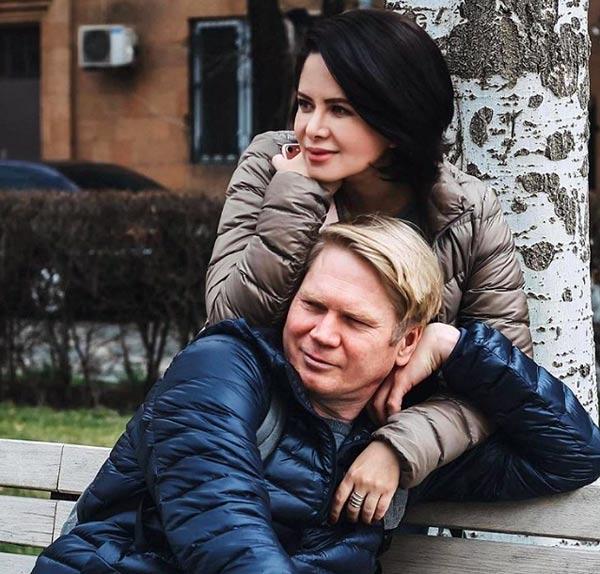 Виктор Суханов и Виктория Ворожбит
