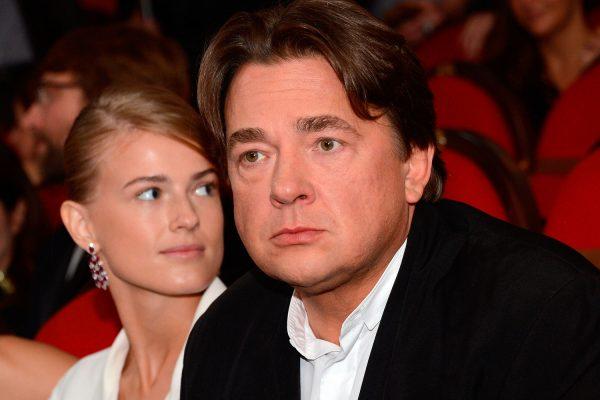 Софья Заика с мужем