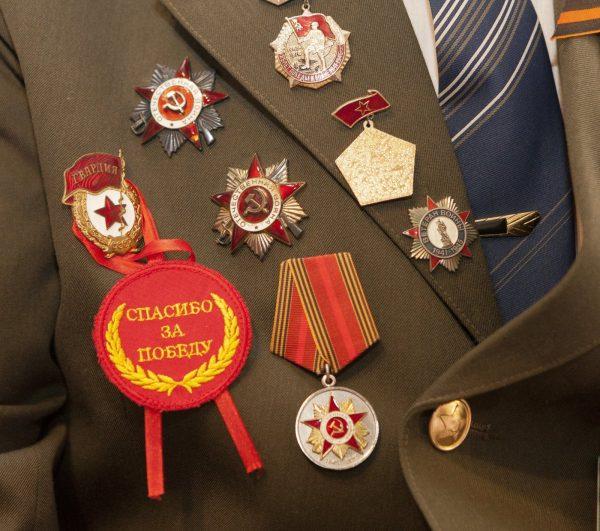 Ордена ветеранов