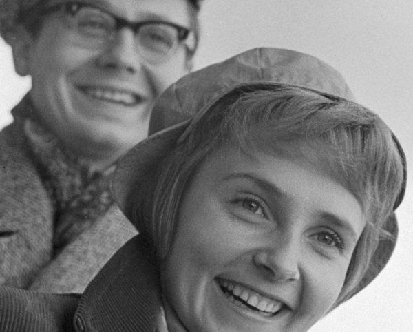 Людмила Крылова и Табаков