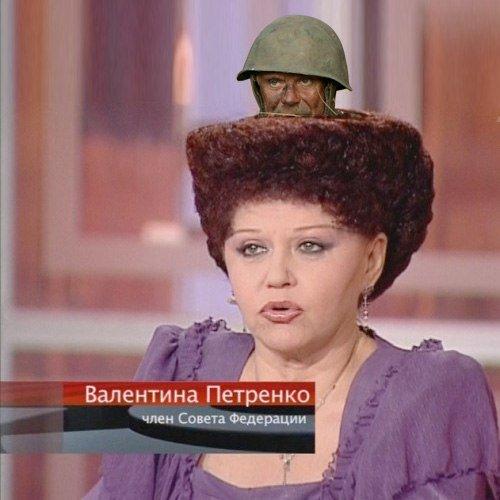 """Как выглядела Валентина Петренко до того, как соорудила на голове """"мавзолей"""""""