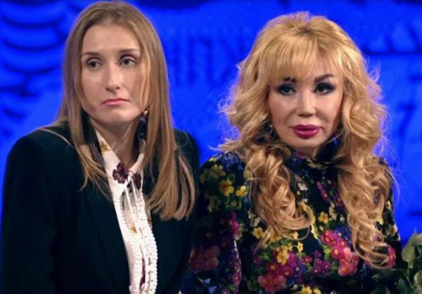 Маша Распутина с дочкой