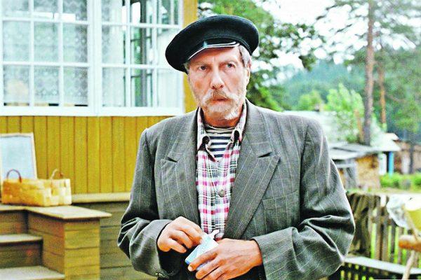 Сергей Юрский в ролях