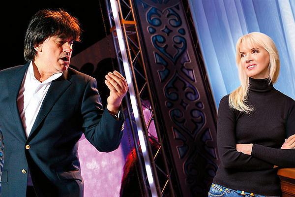 Александр и Елена Серовы