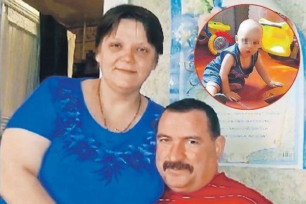 Елена Спахова с мужем