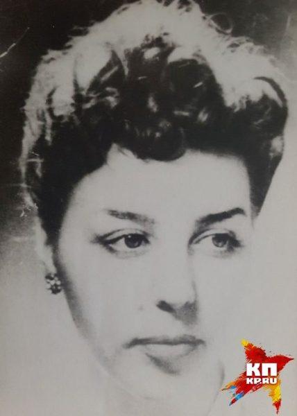 Татьяна Бурмистрова