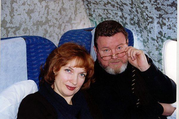 Галина и Михаил Евдокимовы